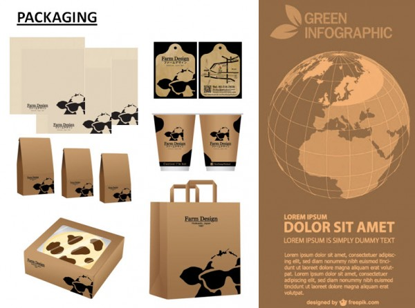 Packaging ของ Farm Design