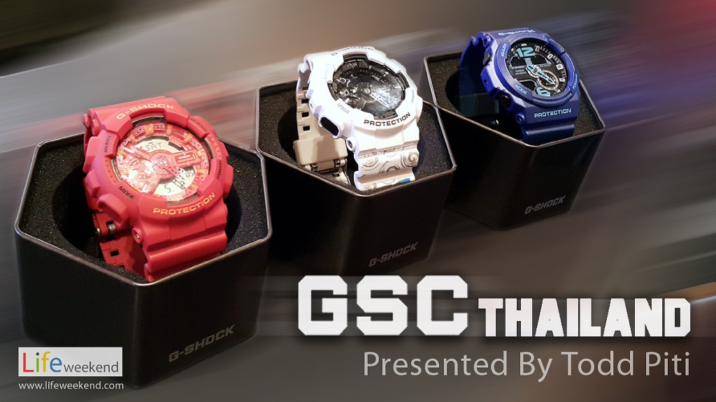 GSC Thailand by Todd Piti