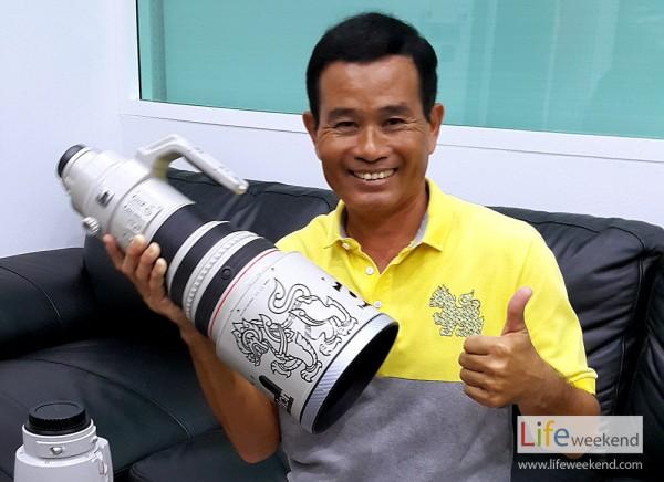 ช่างภาพแอ็คชั่นหมายเลขหนึ่งเมืองไทย